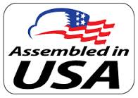 Assembled in USA 1